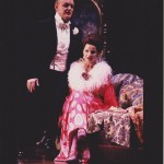 as Edwin with Anke Hoeppner in The Gypsy Princess